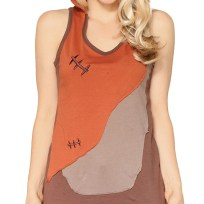 Ewok hooded tank