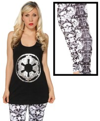 Imperial tank and leggings
