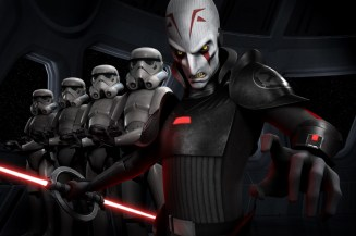 The inquisitor (Rebels)
