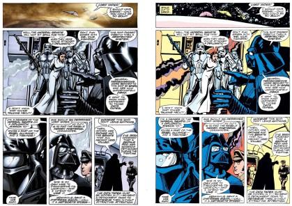 Marvel's Star Wars #1 (Remastered/Original)