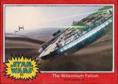TFA trading card: Millennium Falcon