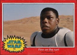 TFA trading card: Finn (John Boyega)