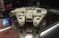 Millennium Falcon (front)