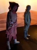 Desert Nomad and Junkyard Thug,