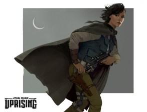 Uprising: Riley