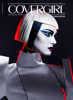 Cover Girl 'Stormtrooper'