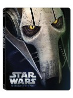 ROTS Steelbook Blu-ray