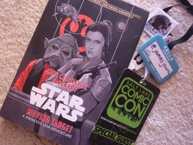 Moving Target - Salt Lake Comic Con
