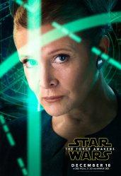 Leia Organa (TFA character poster)