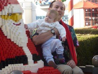 LEGOLAND Santa