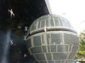 LEGOLAND Death Star side view