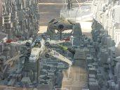 LEGOLAND Death Star Trench