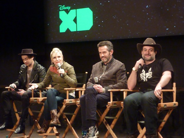 Star Wars Rebels Season Two Finale Q&A with Dave Filoni, Simon Kinberg, Ashley Eckstein, Taylor Gray