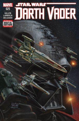 Darth Vader #25