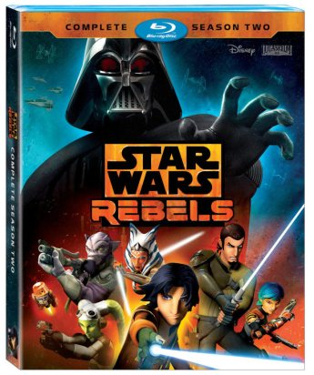 Rebels S2 Blu-ray