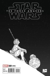The Force Awakens #1 (variant)