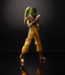 Hera Syndulla (6' Black Series)