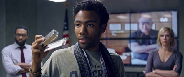 Donald Glover in The Martian