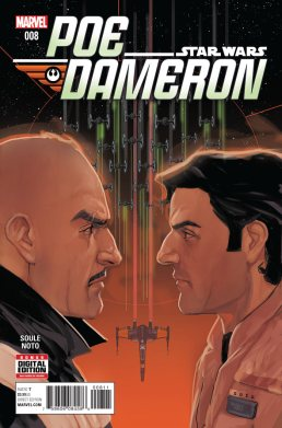 Poe Dameron #8