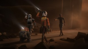 Rebels 312/313: Ghosts of Geonosis
