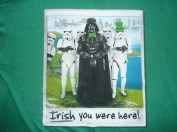 Irish you were here!