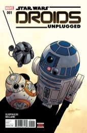 Droids Unplugged #1