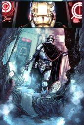 Captain Phasma #1 preview (1/4)