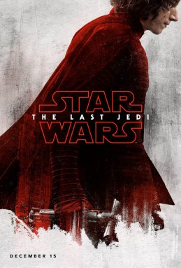 The Last Jedi Kylo poster
