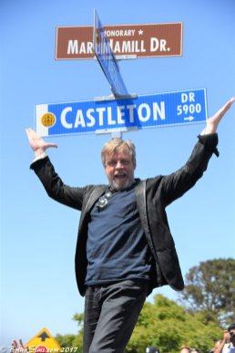 Mark's street sign (Brian Sims)