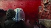 Red showers (TLJ BTS)
