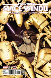 Mace Windu: Jedi of the Republic #1