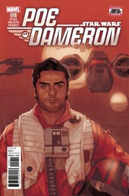 Poe Dameron #18