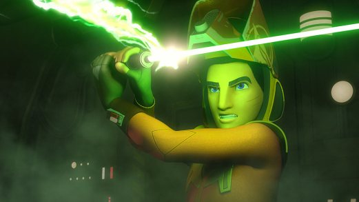Star Wars Rebels 403/404 - In the Name of the Rebellion