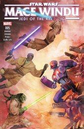 Jedi of the Republic: Mace Windu #5