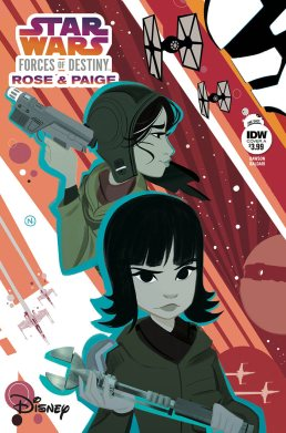 Forces of Destiny: Rose and Paige
