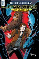 Star Wars Adventures (Free Comic Book Day)