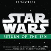 Return of the Jedi soundtrack (2018 remastered)