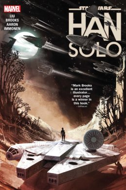 Han Solo miniseries collection (HC)