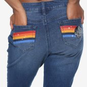 Hot Topic/Her Universe Solo bell bottom jeans