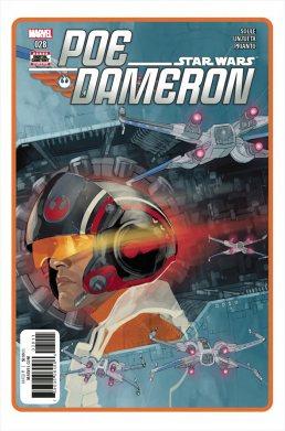 Poe Dameron #28