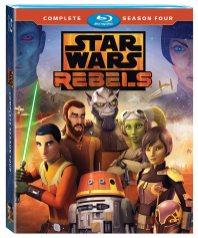 Rebels S4 Blu-ray