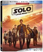 Solo Blu-ray