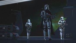 "Star Wars Resistance | S1E11 | ""Station Theta-Black"""
