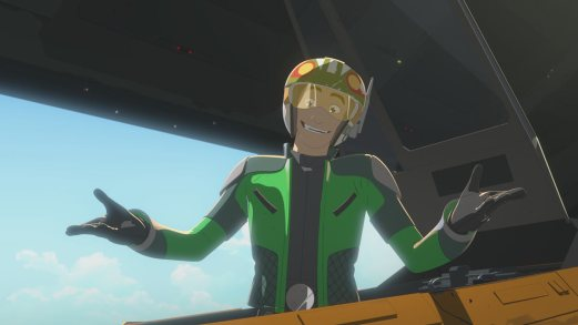 Star Wars Resistance | S1 shorts