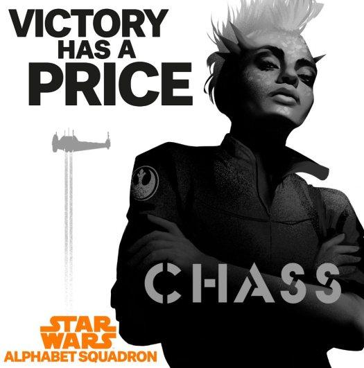 Alphabet Squadron - Chass na Chadic