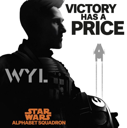 Alphabet Squadron - Wyl Lark