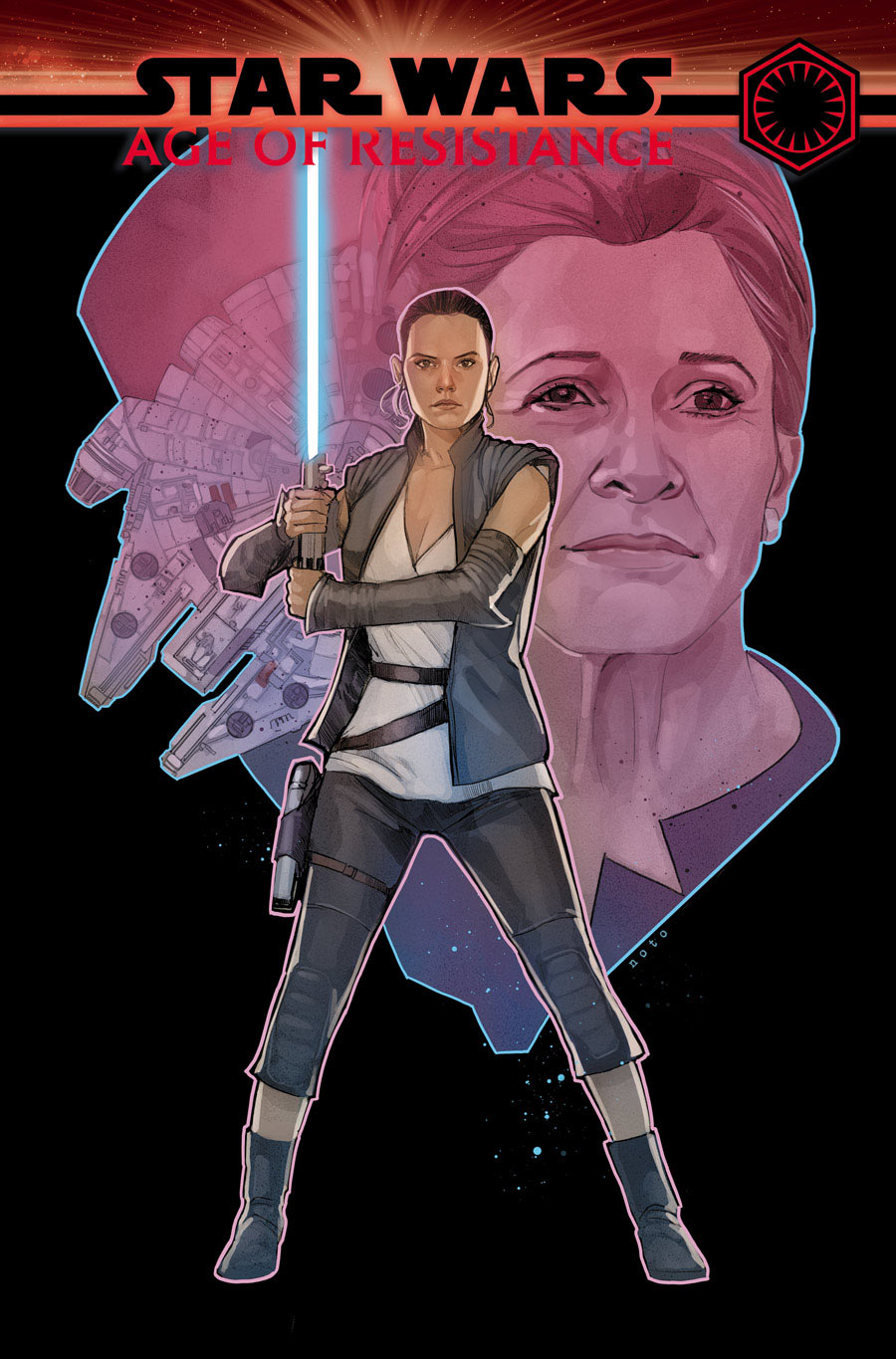 Age of Resistance: Rey