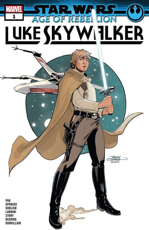 Age of Rebellion: Luke Skywalker