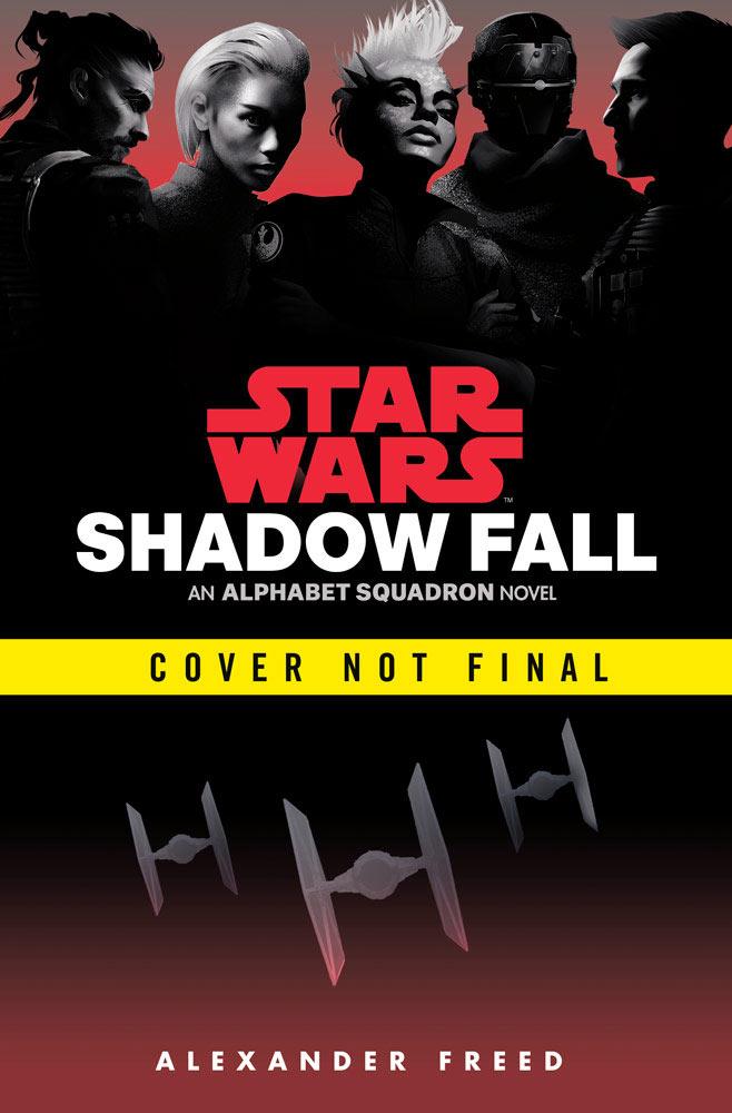Alphabet Squadron: Shadow Fall (prelim)