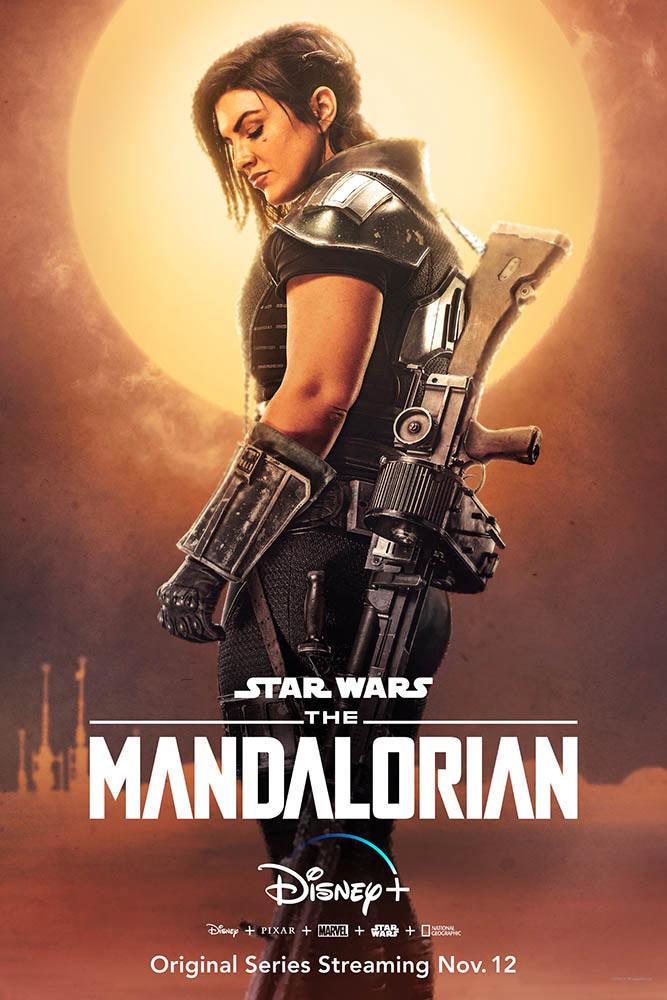 The Mandalorian - Cara Dune